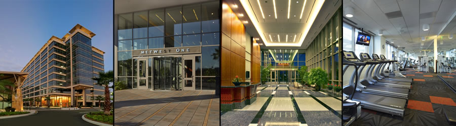 One MetroCenter Tenant Spaces: Still Class A...Only Better